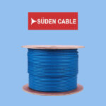 کابل شبکه سودن Cat6 SFTP CU Indoor 305m