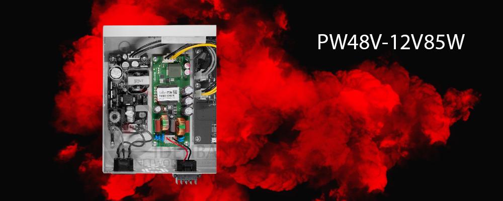 منبع تغذیه PW48V-12V85W