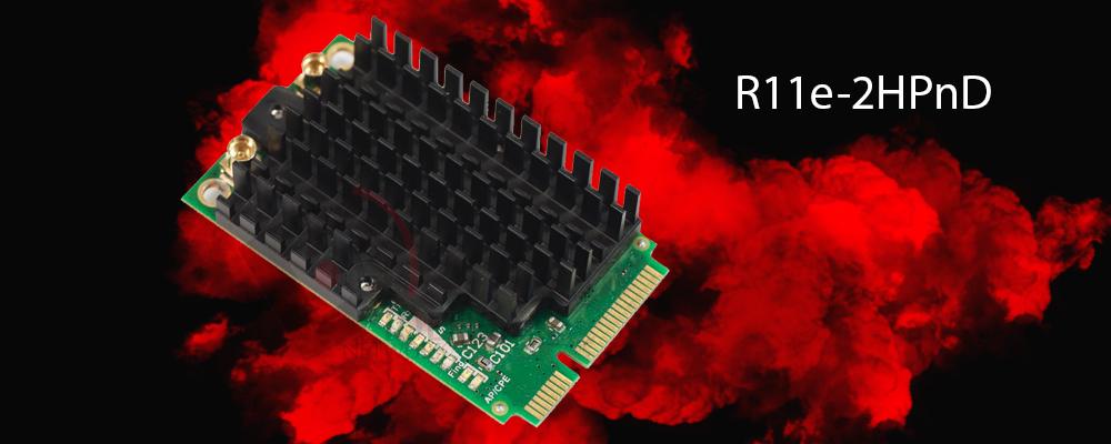 کارت وایرلس روتربرد R11e-2HPnD