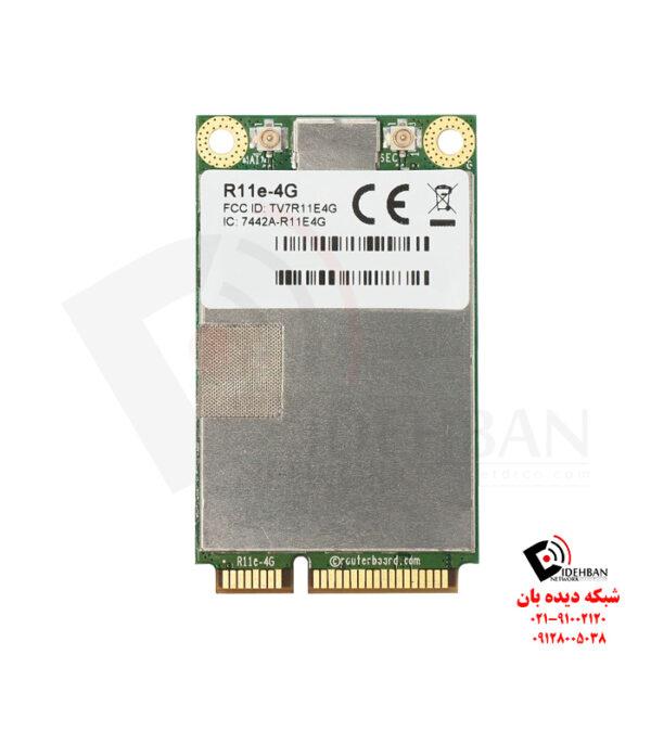 کارت R11e-4G میکروتیک