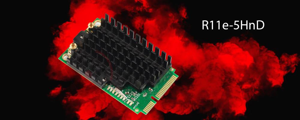 کارت وایرلس روتربرد R11e-5HnD