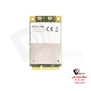 کارت R11e-LTE6 میکروتیک