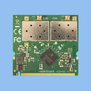 روتربرد وایرلس R52HnD میکروتیک
