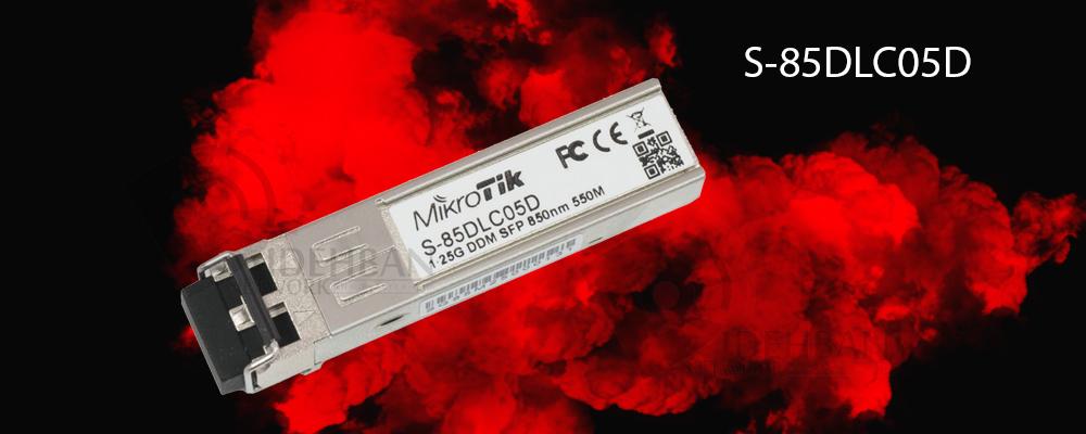 ماژول فیبر نوری S-85DLC05D