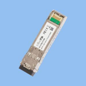 ماژول فیبرنوری S+31DLC10D میکروتیک