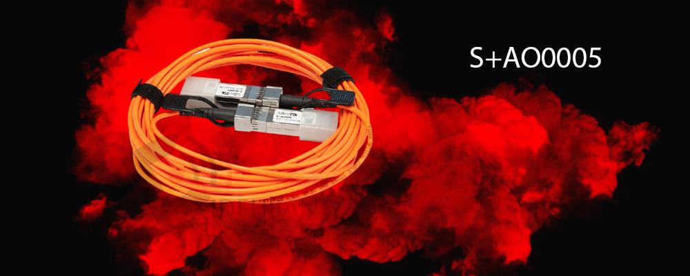 کابل فیبرنوری S+AO0005 میکروتیک