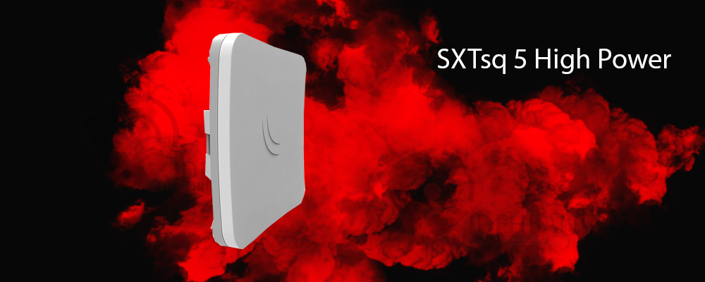 رادیو وایرلس SXTsq-5-High-Power_شبکه دیده بان