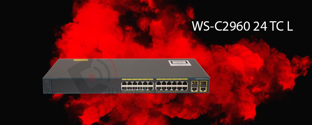 سوئیچ WS-C2960-24TC-L