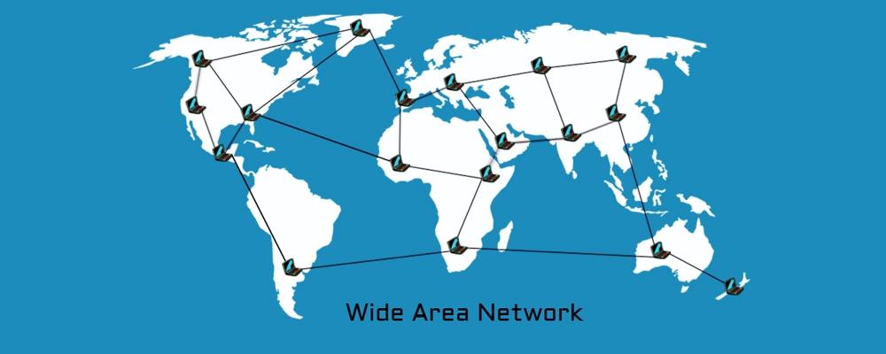 شبکه کامپیوتری WAN