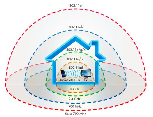 پوشش دهی شبکههای وایرلس _ شبکه دیده بان