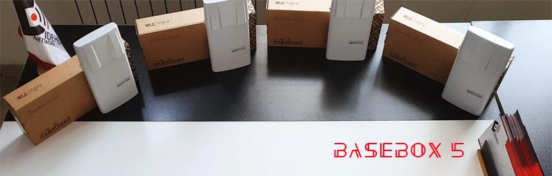رادیو basebox5 میکروتیک_ شبکه دیده بان