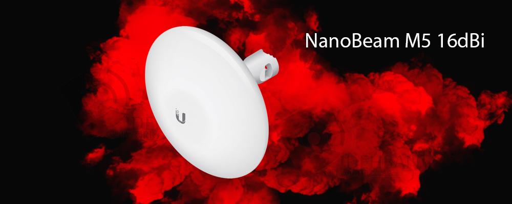 رادیو آنتن NanoBeam M5 _شبکه دیده بان