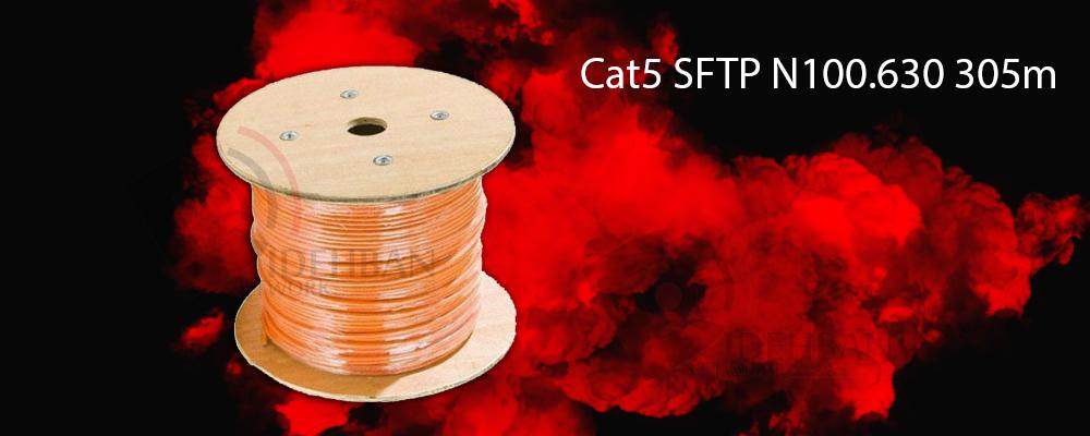 کابل شبکه نگزنس Cat5 SFTP N100.630