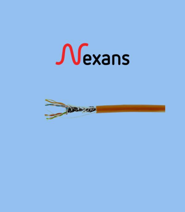 کابل شبکه نگزنس Cat6 F-UTP N100.624