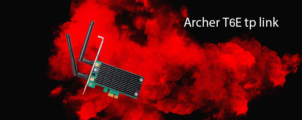 کارت شبکه Archer T6E تیپیلینک