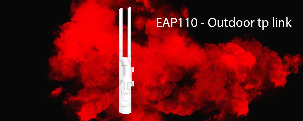 اکسس پوینت EAP110-Outdoor تیپیلینک