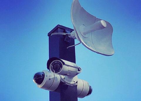 انتقال تصاویر دوربین های مداربسته