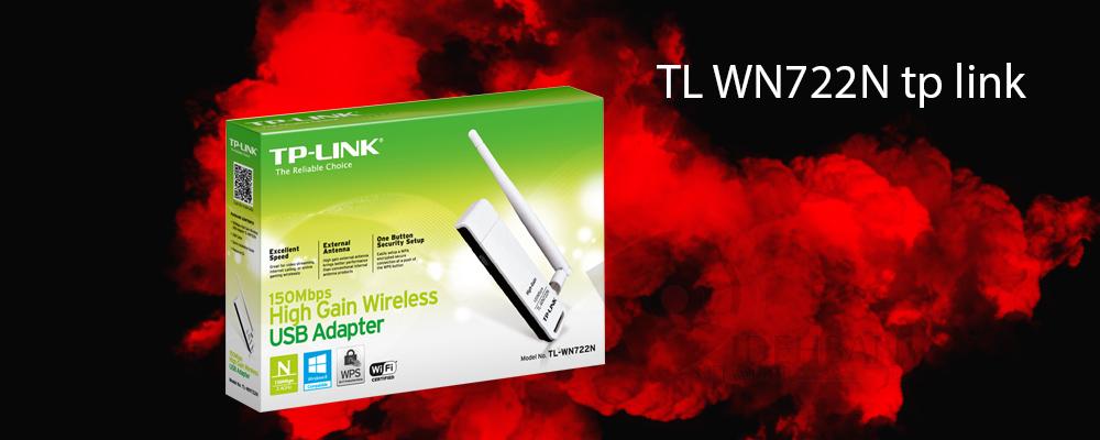 کارت شبکه TL-WN722N تیپیلینک