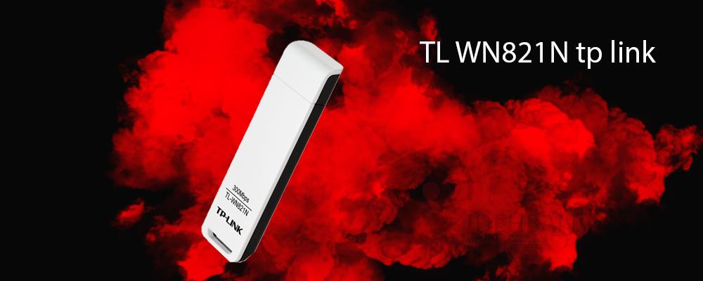 کارت شبکه TL-WN821N تیپیلینک