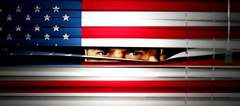 دسترسی دولت آمریکا به موقعیت مکانی