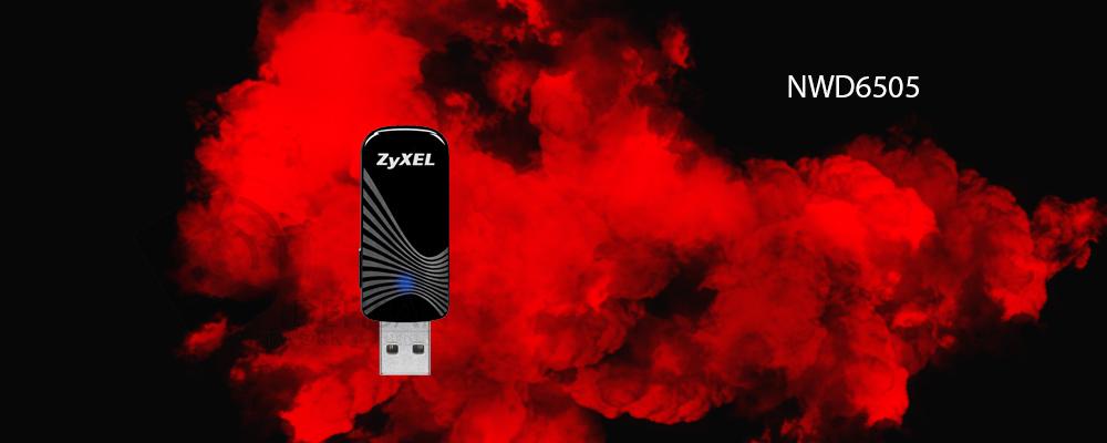 USB بیسیم NWD6505 زایکسل