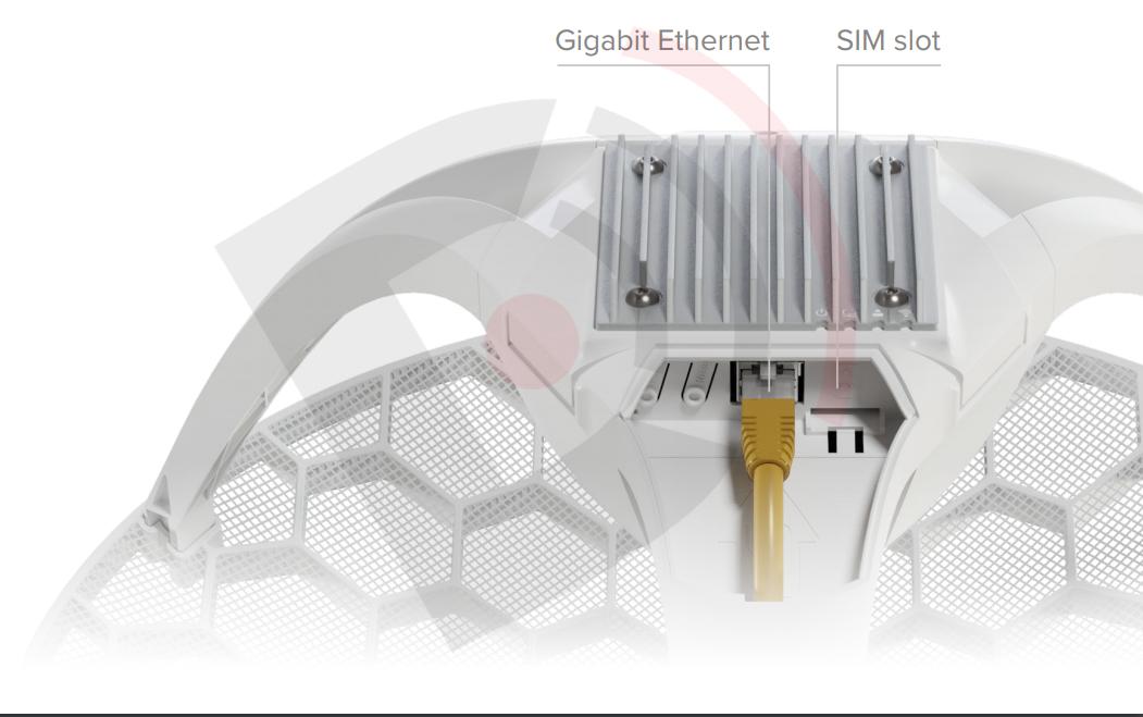 رادیو LHGG LTE6 kit میکروتیک
