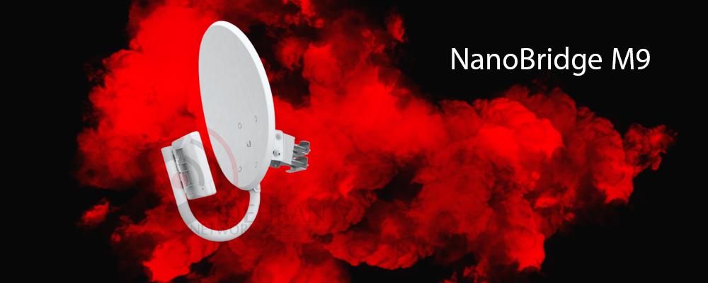 NanoBridge M9 یوبیکویتی