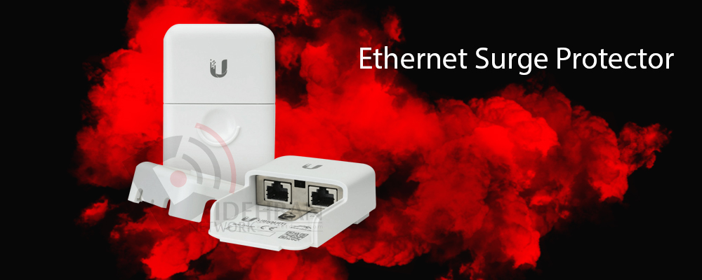 Ethernet Surge Protector یوبیکویتی