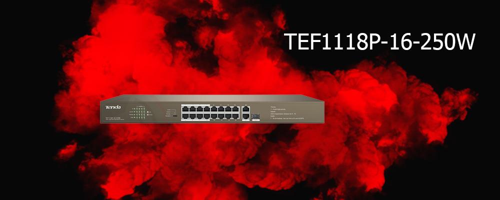 سوییچ TEF1118P-16-250W تندا