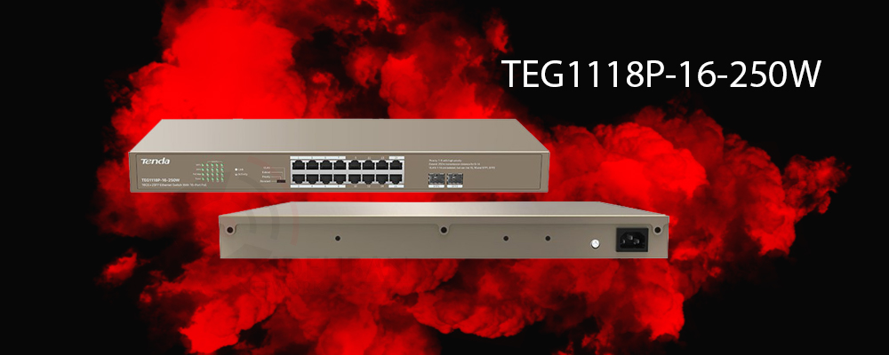 سوییچ TEG1118P-16-250W تندا