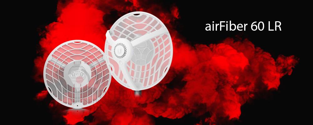 رادیو آنتن airFiber 60 LR یوبیکویتی