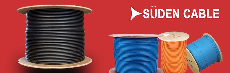قیمت کابل شبکه سودن (Suden)
