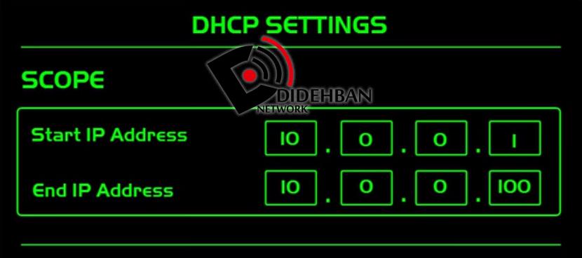 DHCP چیست ؟