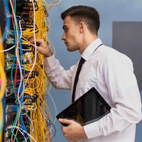 تجهیزات شبکه اکتیو و پسیو