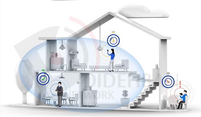 افزایش آنتن وای فای اینترنت