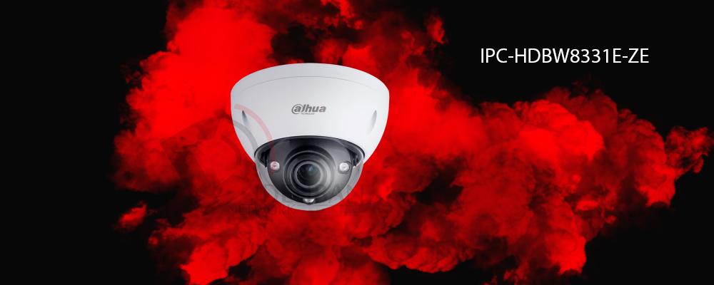 دوربین مداربسته داهوا IPC-HDBW8331E-ZE