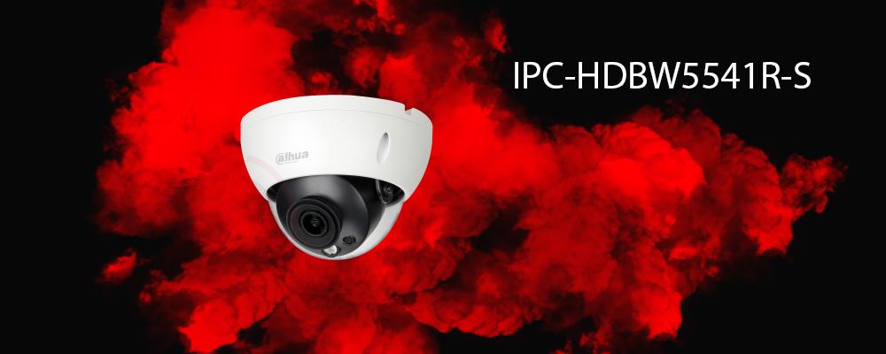 دوربین مداربسته داهوا IPC-HDBW5541R-S