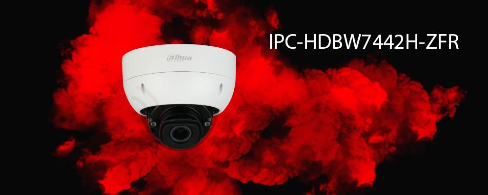 دوربین مداربسته داهوا IPC-HDBW7442H-ZFR