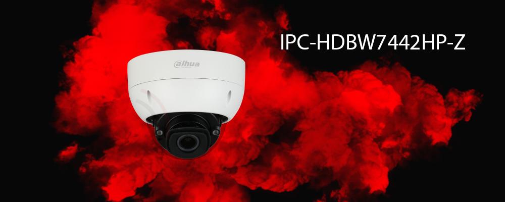 دوربین مداربسته داهوا IPC-HDBW7442HP-Z
