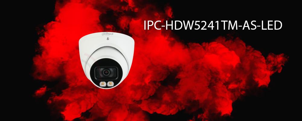 دوربین مداربسته داهوا IPC-HDW5241TM-AS-LED