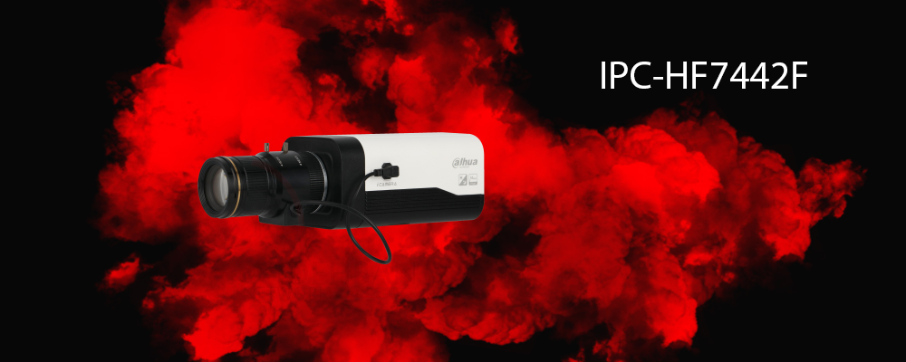 دوربین مداربسته داهوا IPC-HF7442F