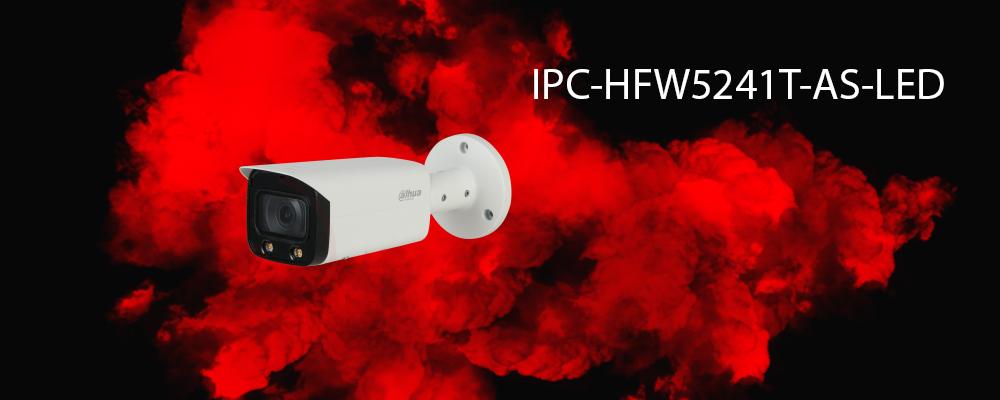 دوربین مداربسته داهوا IPC-HFW5241T-AS-LED