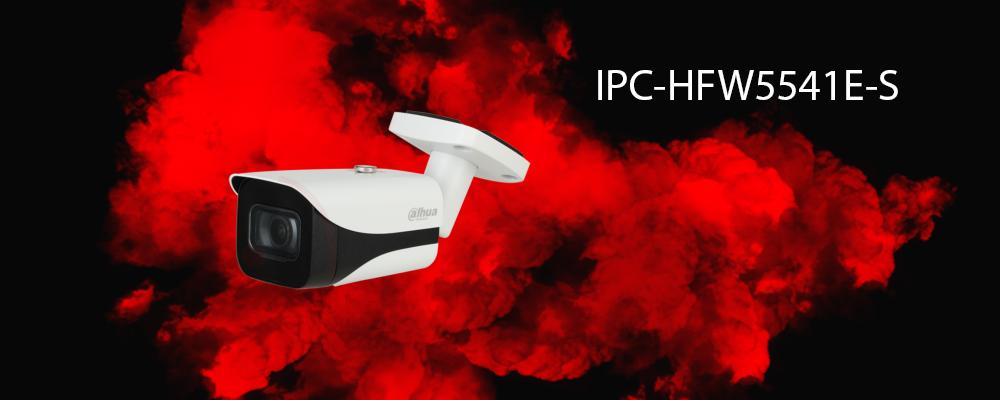 دوربین مداربسته داهوا IPC-HFW5541E-S