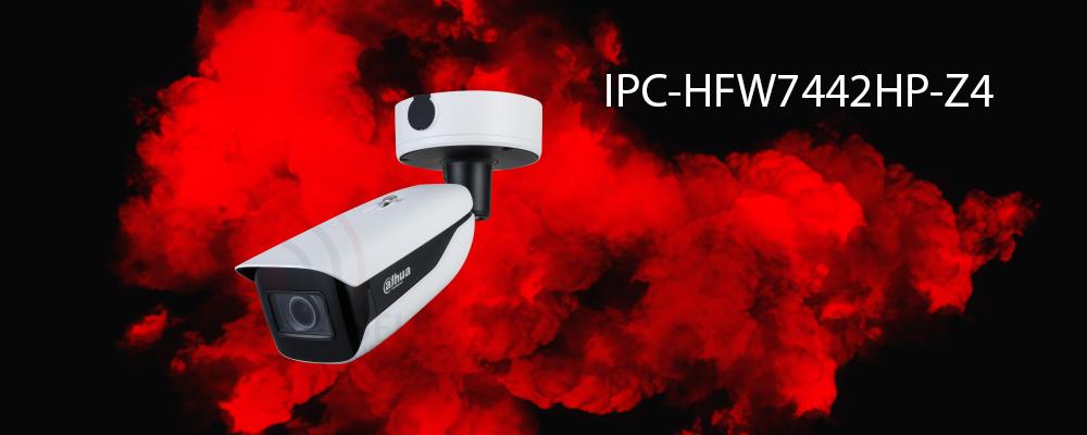دوربین مداربسته داهوا IPC-HFW7442HP-Z4