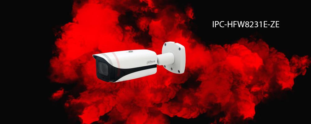 دوربین مداربسته داهوا IPC-HFW8231E-ZE