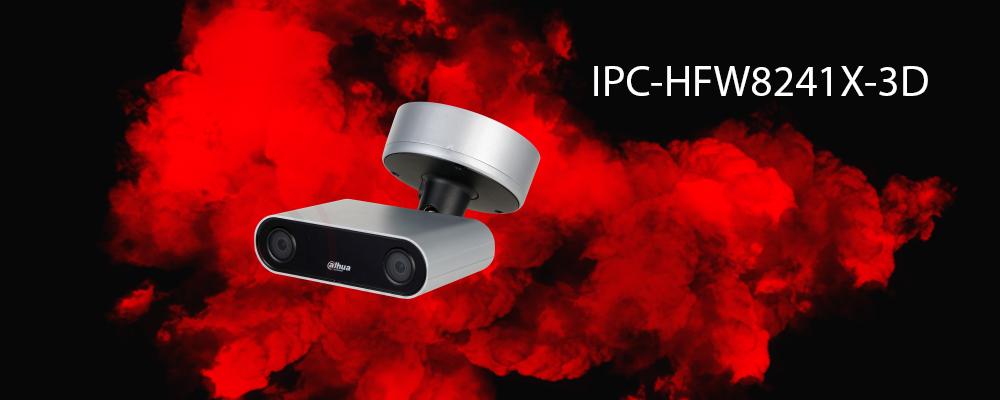 دوربین مداربسته داهوا IPC-HFW8241X-3D