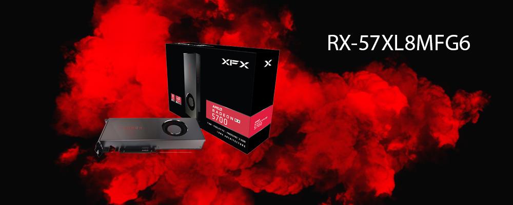 کارت گرافیک RX-57XL8MFG6 XFX