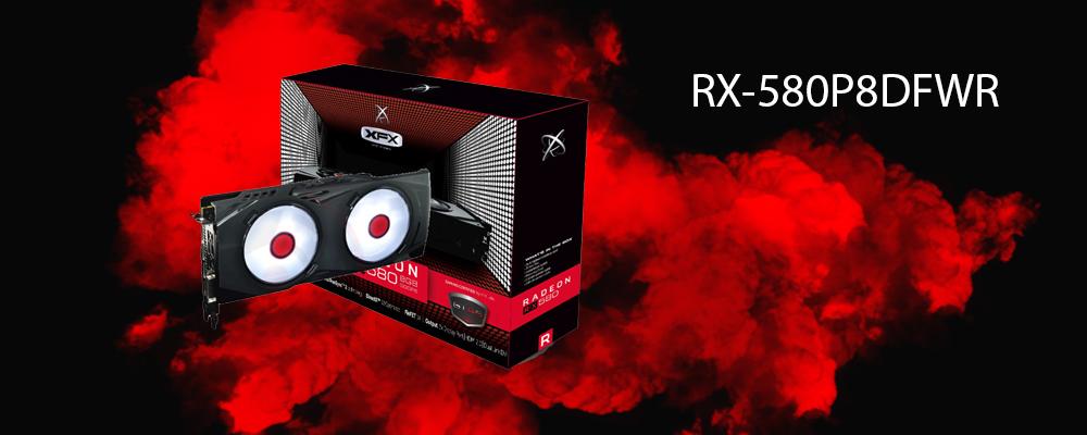 کارت گرافیک RX-580P8DFWR XFX