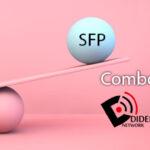 تفاوت پورت SFP و Combo