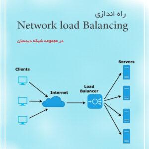 راه اندازی Network load Balancing